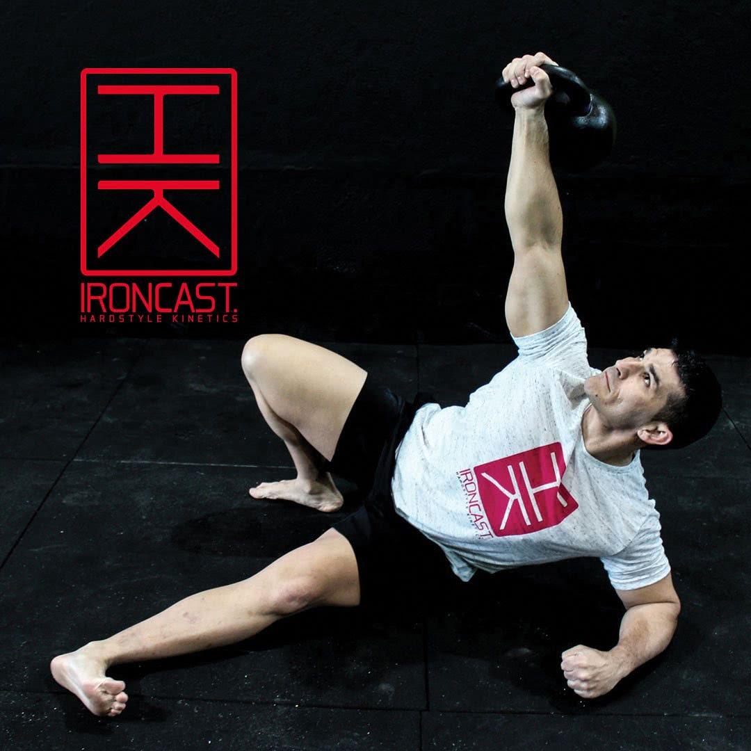 Ironcast Hardstyle Kettlebell Specialist   Madrid- 27/11/2021