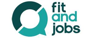 Fit and Jobs logo