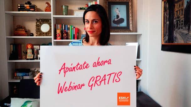 Webinar gratuito Entrenamiento para la mujer impartido por Ana Alexandre
