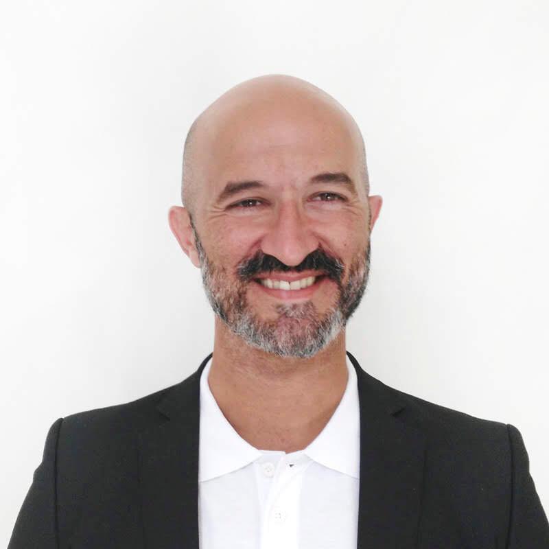 Dani Serrano es el tutor del Curso Atención al cliente en Centros Deportivos