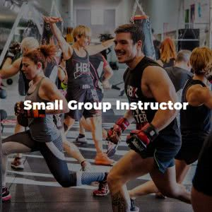 Small Group Instructor