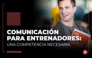 Comunicación para entrenadores. Una competencia necesaria. Portada.