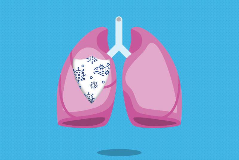 Coronavirus, ejercicio y complicaciones pulmonares