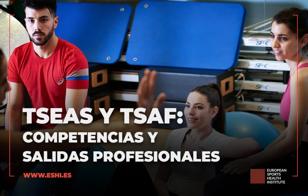 formación TSAF y TSEAS